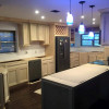 Cabinets In A Remodeled Kitchen In Houston, TX